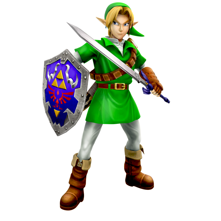 Zelda Adult 42