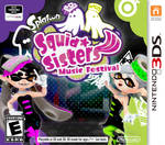 Squid Sisters: Music Festival mockup