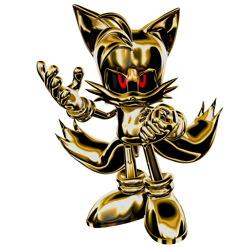 Fake Tails Render by Nibroc-Rock on DeviantArt