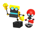 Orbot and Cubot 2016 Render
