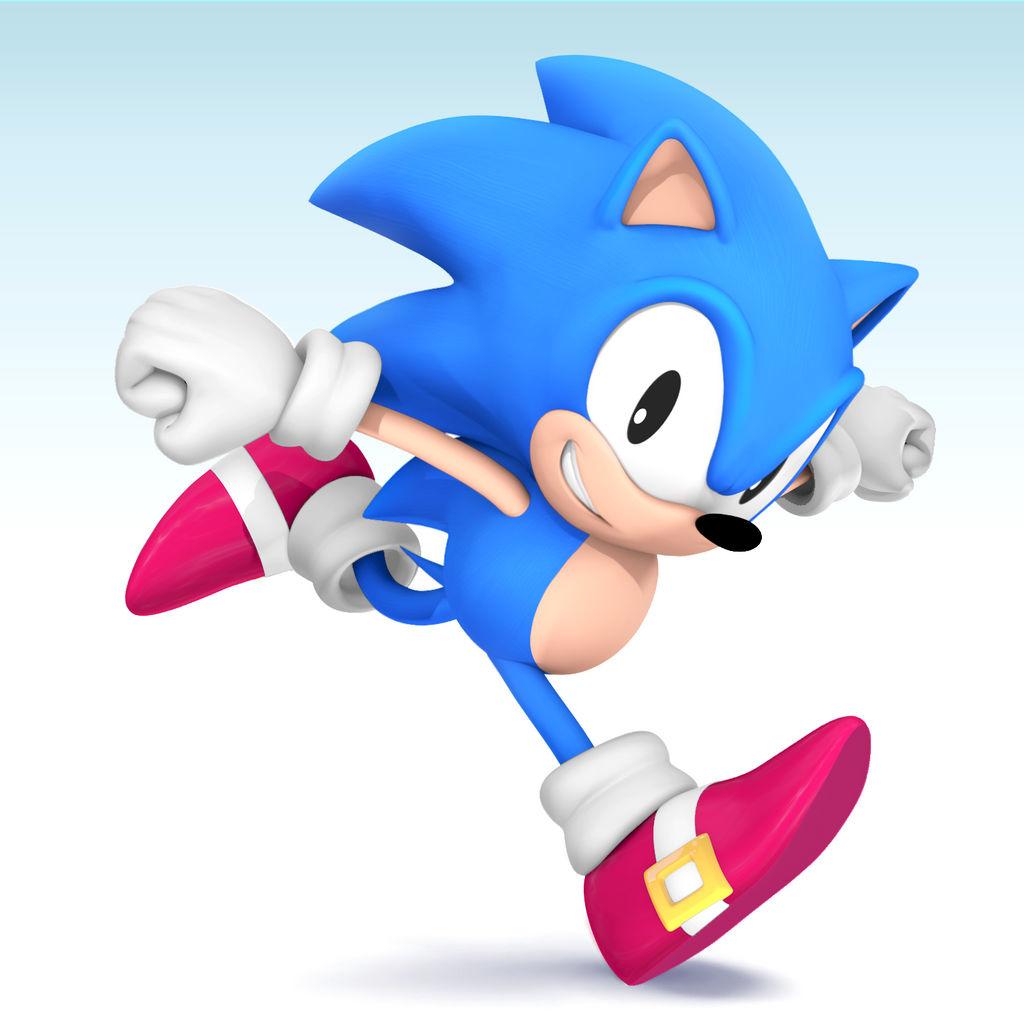 Sonic The Hedgehog on Sonic-Community - DeviantArt