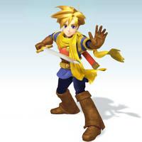 Smash4 Mod: Isaac by Nibroc-Rock