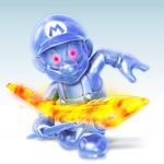Smash4 Mod: Shadow Mario