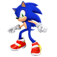 SA2Prototype Collaboration: Sonic with Soap Shoes