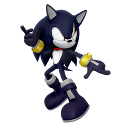 SA2Prototype Collaboration: Terios Render pose 2 by Nibroc-Rock