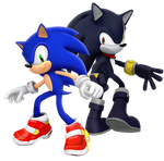 Sonic and Terios 3D