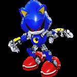 Legacy Metal Sonic Render