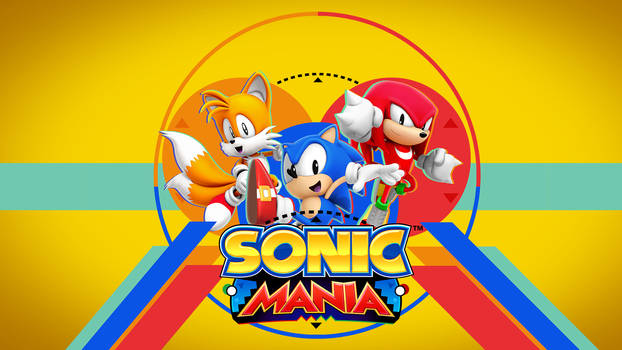 Sonic Mania Wallpaper Size