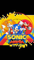 Sonic Mania Phone Size