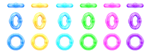 Chaos Rings Set