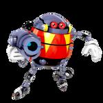 2016 EggRobo Legacy Render