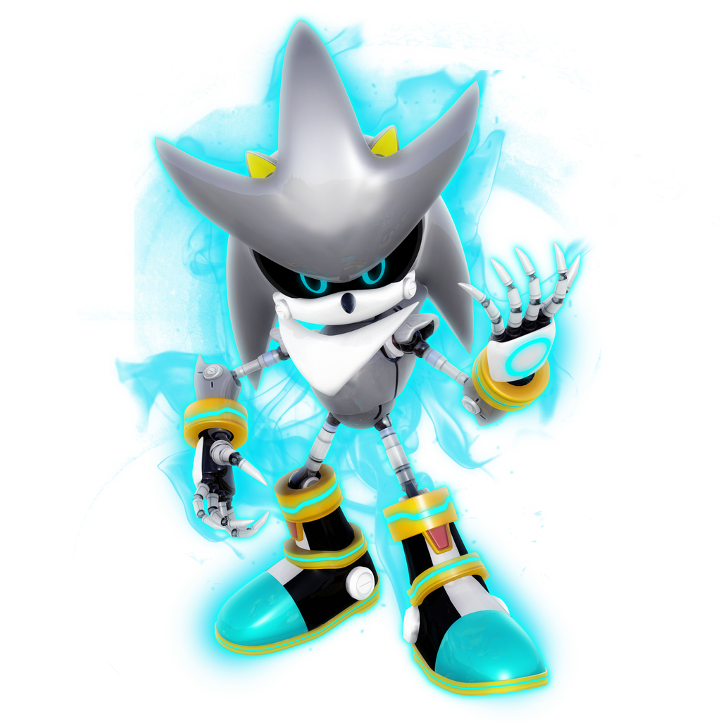 What if: Metal Silver by Nibroc-Rock on DeviantArt