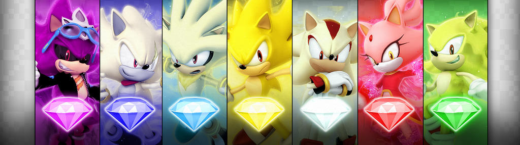 Super Forms Set By Nibroc Rock On Deviantart