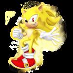 Dreamcast Super Sonic Render