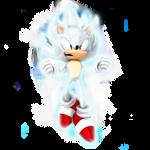Hyper Sonic Legacy Render: Still