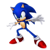 Sonic 06 Style: Sonic Render by Nibroc-Rock