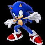 Sonic 06 Style: Sonic Render