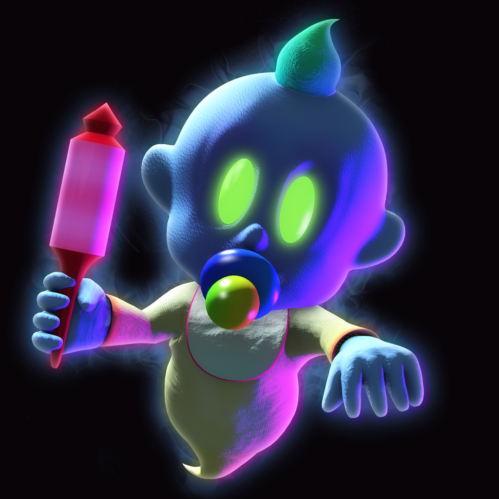 Post And I Ll Post What Ghost From Luigi S Mansion You Are