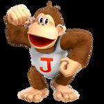 Donkey Kong Jr. Render