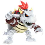 Dry Bowser New Render