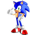 Xenoverse Style Sonic