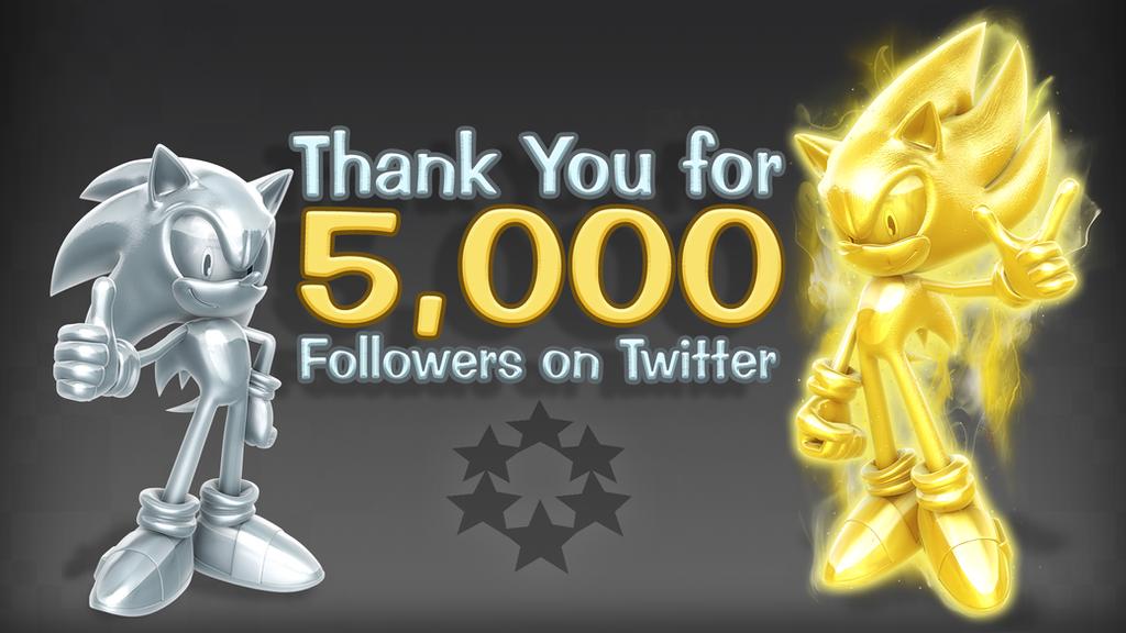 5000 Followers on Twitter by Nibroc-Rock