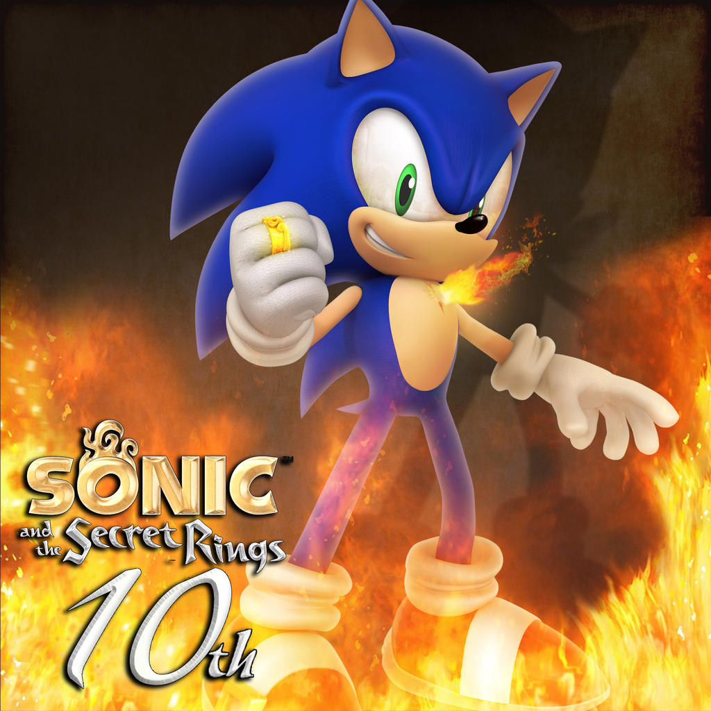 Sonic And The Secret Rings' 10th Anniversary By Nibroc
