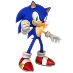 Secret Rings: Sonic of the flames Render