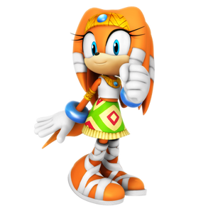 Legacy Tikal The Echidna Render (Updated)