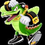 Legacy Vector The Crocodile Render