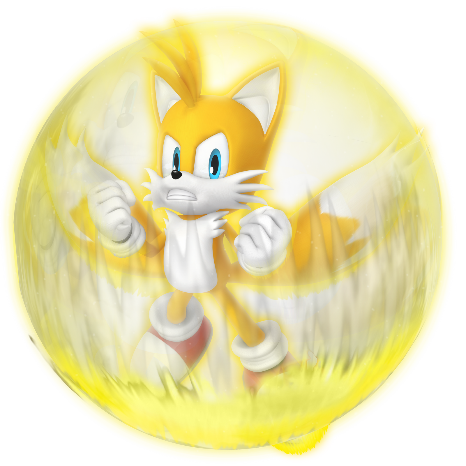 Legacy Super-Shield Tails Render by Nibroc-Rock