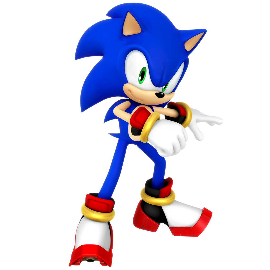 Shadow Wearing Sonic S Shoes