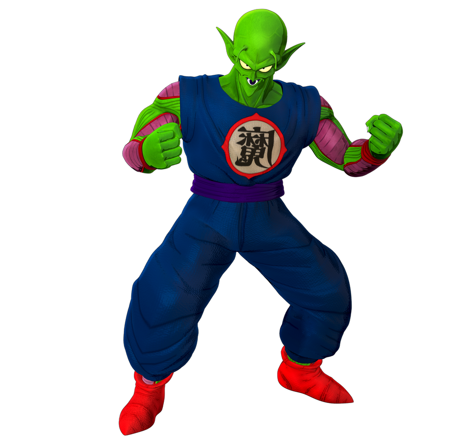 King Piccolo (Young) Render Piccolo Day! by Nibroc-Rock on ...