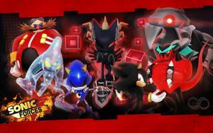 Sonic Forces: Villains Wallpaper