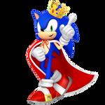 26yr Birthday Sonic Render!