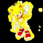SA2 Super Sonic Render 6000 Follower Special