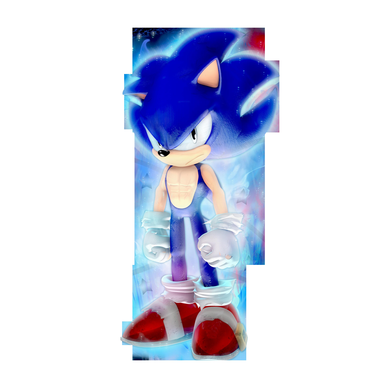 What if: Migatte no Sonic Render (auraless)
