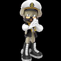 Captain Render by Nibroc-Rock