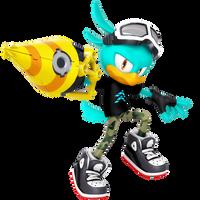 Custom Hero: Lot The Bird by Nibroc-Rock