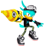 Custom Hero: Lot The Bird