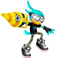 Custom Hero: Lot The Bird Goggles Alt by Nibroc-Rock