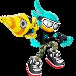 Custom Hero: Lot The Bird Goggles Alt