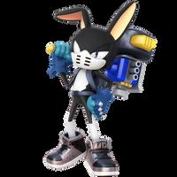 Custom Hero: Grey The Rabbit by Nibroc-Rock