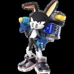 Custom Hero: Grey The Rabbit