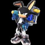 Custom Hero: Grey The Rabbit Maskless Alt