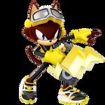 Custom Hero: Spike The Cat
