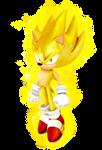 Super Sonic 7K Render