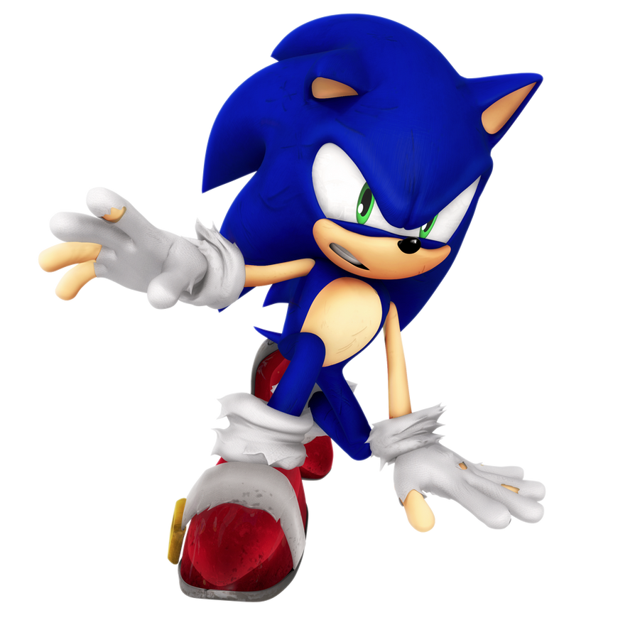 What Are Sonic S Shoes Based On