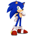 Sonic Keyquest Art Collab with Cylent Nite