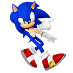 Sonic: Smooth as Ice! Remake Render